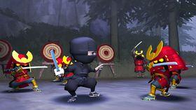 Mini Ninjas.
