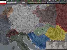 Hearts of Iron III (PC).