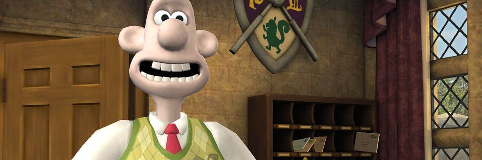 ANMELDELSE: Wallace & Gromit in The Bogey Man