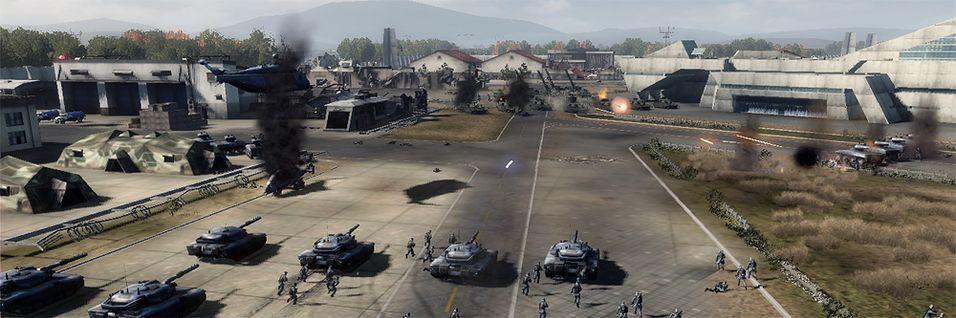 Ubisoft jobber med Endwar 2