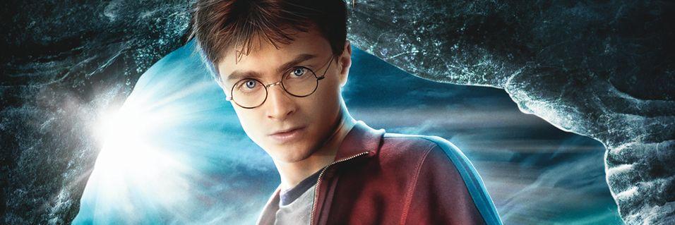 ANMELDELSE: Harry Potter og Halvblodsprinsen