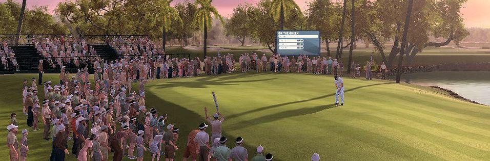 ANMELDELSE: Tiger Woods PGA Tour 10
