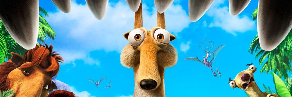 ANMELDELSE: Ice Age 3: Dawn of the Dinosaurs