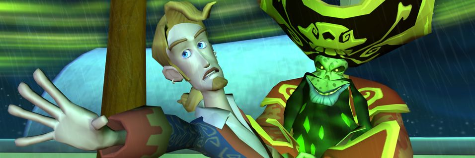 ANMELDELSE: Tales of Monkey Island: Launch of the Screaming Nar
