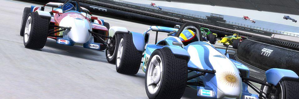 DS-utvikler bak rattet