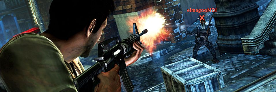 SNIKTITT: Uncharted 2: Among Thieves