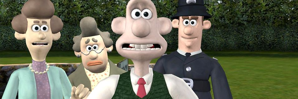 ANMELDELSE: Wallace & Gromit in Muzzled