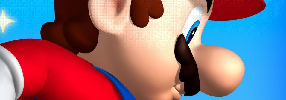 Italiensk rørlegger tar DS-spill til TV-en