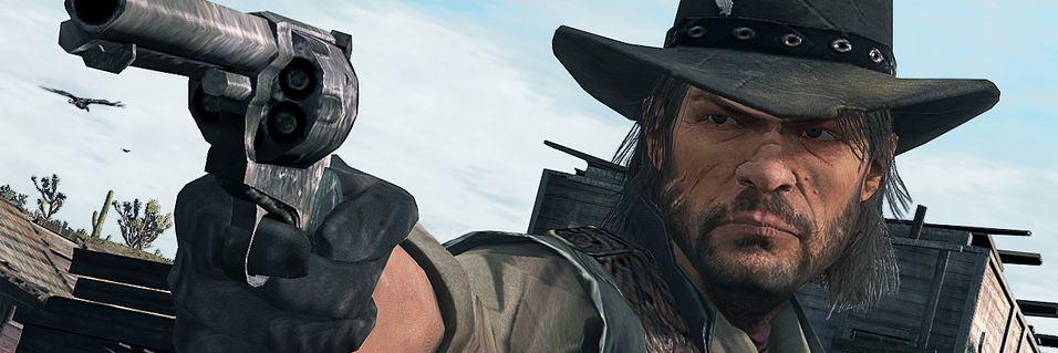 SNIKTITT: Red Dead Redemption