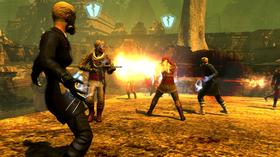 Spillets åpne struktur tillater en del uortodokse gruppesammensetninger.