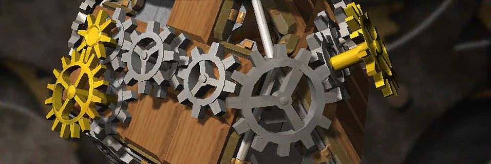 ANMELDELSE: Cogs