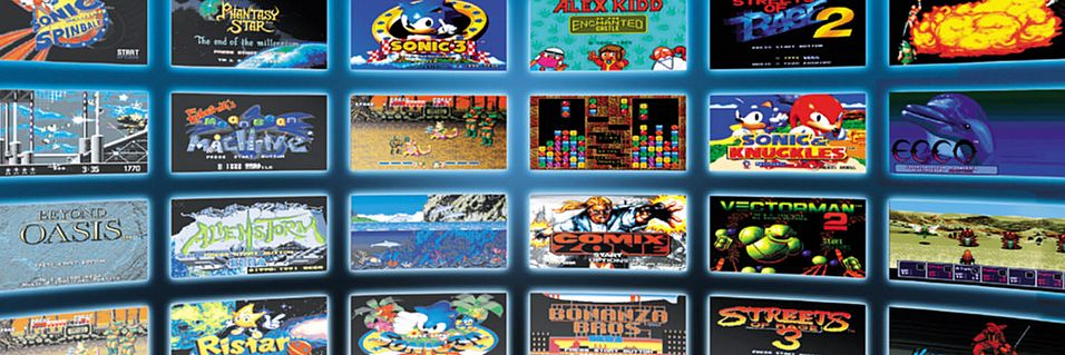 ANMELDELSE: SEGA Ultimate Mega Drive Collection