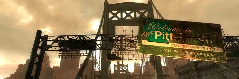 Fallout 3-utvidelse med kritiske feil