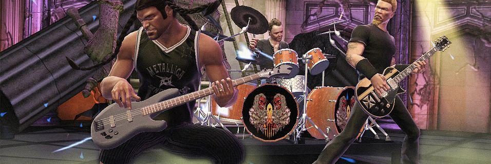 SNIKTITT: Guitar Hero: Metallica