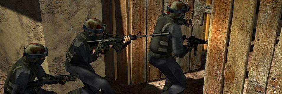Counter-Strike er ut