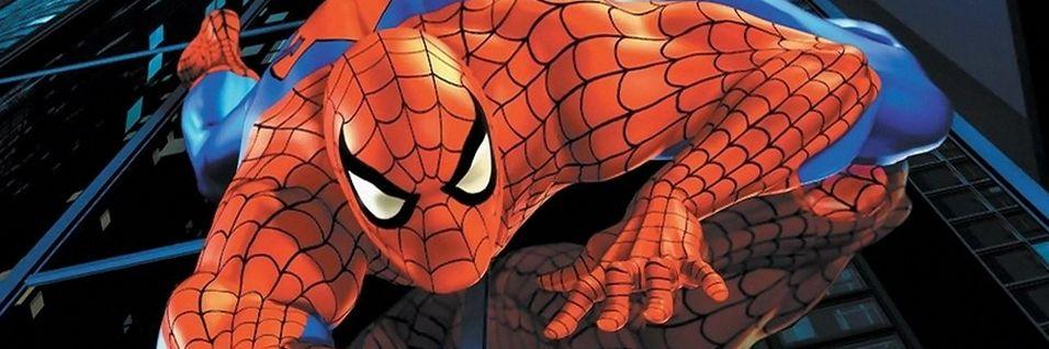 På nett med Spider-Man