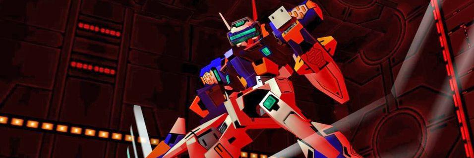 Sega kunngjør nytt Virtual On