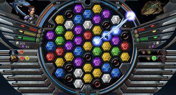 Test: Puzzle Quest: Galactrix