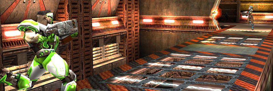 Nyheter for Quake-fantaster
