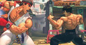 Anmeldelse: Street Fighter IV