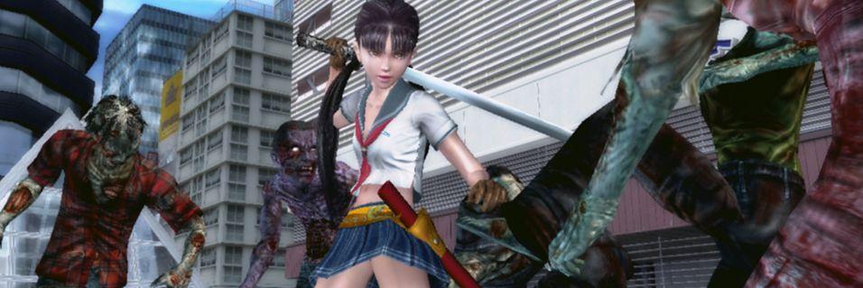 SNIKTITT: OneChanbara: Bikini Samurai Squad