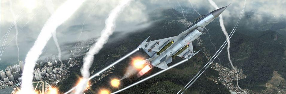 Heftig flykrig