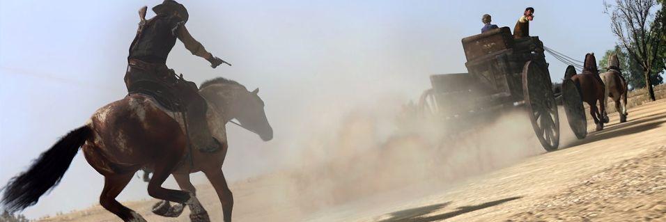 Rockstar kunngjør Red Dead Redemption