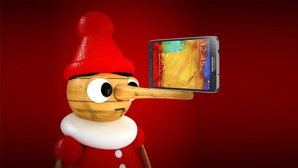 Samsung er ikke den eneste som jukser