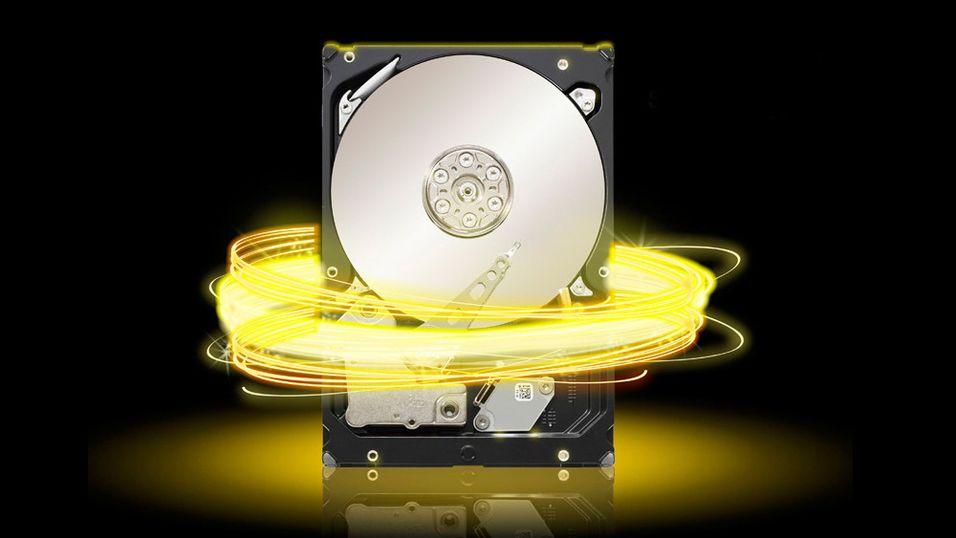 Skal snart slippe harddisker på 6 TB