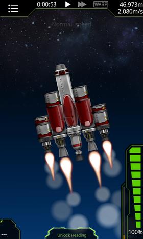 Mange mulige rakettløsninger.