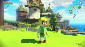 Link er tilbake i storform.