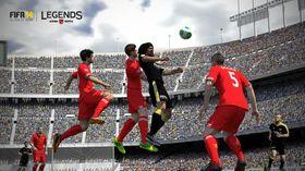 Flere spillere kan gå opp i hodeduell samtidig i FIFA 14.