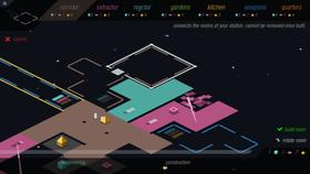 Tetris i rommet?