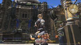Blanke ark og fargestifter for Square Enix.