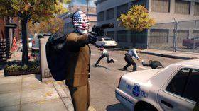 Payday 2 er et samarbeidsspill som har fått mye positiv omtale.
