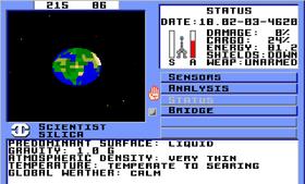 Besøk fremmede planeter (Amiga).