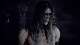 Gabriel Belmont har blitt gamle og grå Dracula.