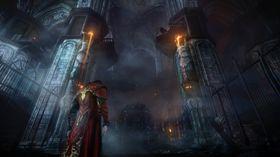 Dracula vil få store område å utforske.