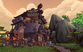 World of Warcraft: Mists of Pandaria kom ut høsten 2012.