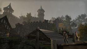 ZeniMaz Online gjør sitt beste for å nærme seg Elder Scrolls-stilen.