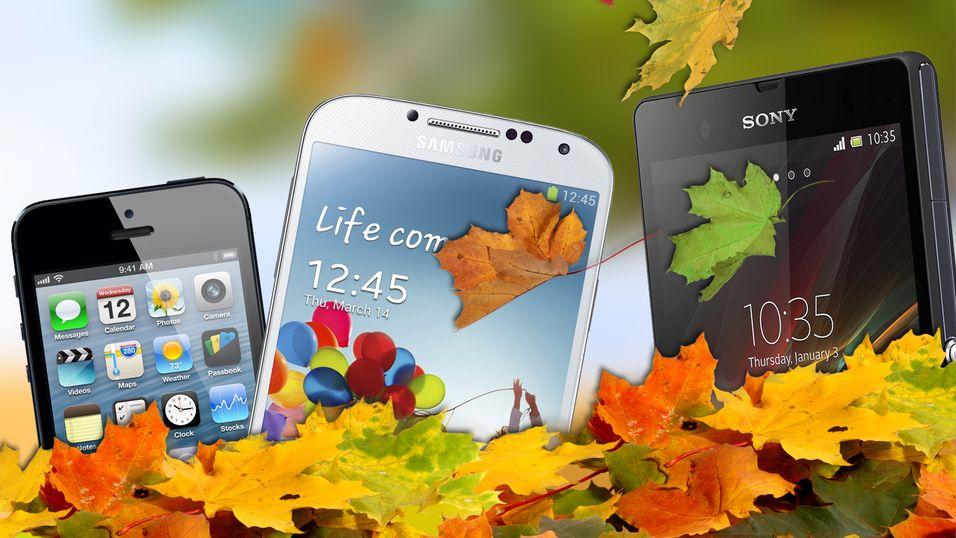 Disse mobilene solgte best i september