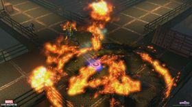 Superheltar byr alltid på eksplosjonar.
