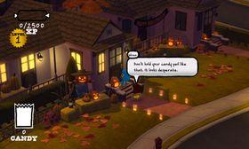 Costume Quest kom først ut i 2010.