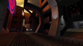 System Shock 2 med nyere teksturer.