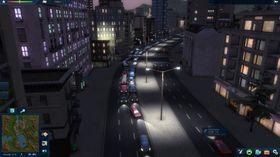 Trøbbel i trafikken.