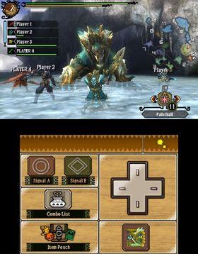 Monster Hunter 3 Ultimate.