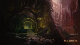 Som originalen byr spillet på håndtegnet grafikk.