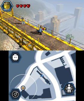 LEGO-krim på 3DS.