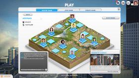 En av spillets regioner.