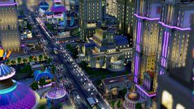 SimCity er et godt spill.